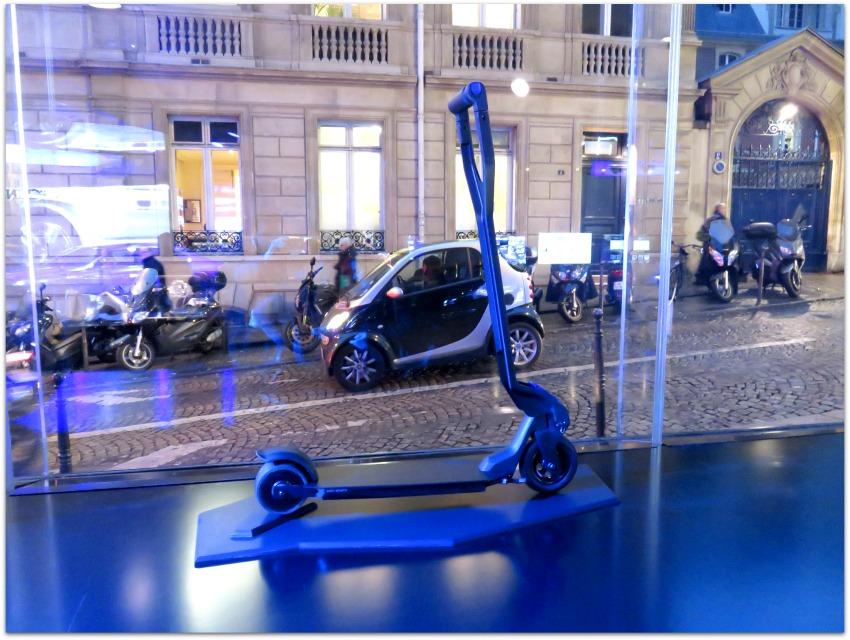 La trottinette électrique, un moyen de transport écologique