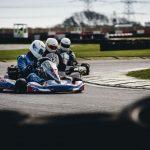 casque karting